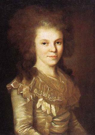 Елизавета Петровна Чернышёва